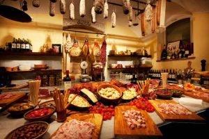 Кулинарный тур по Италии