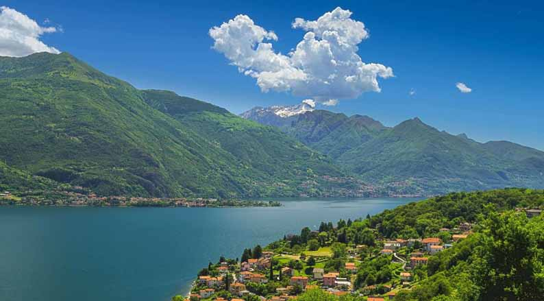 Северная Италия - Белладжио