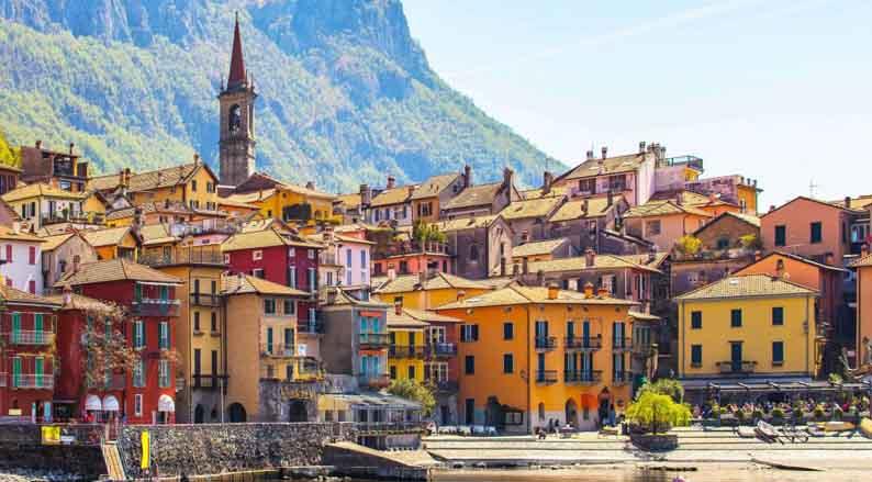 Северная Италия_Лекко